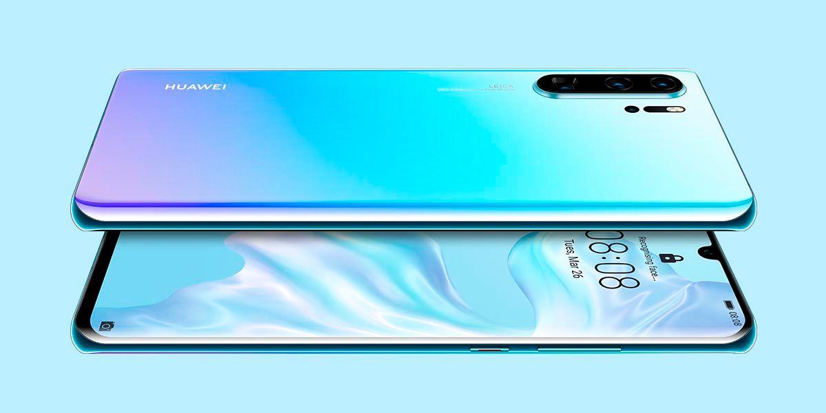 Huawei P30 Pro descuento Amazon Cyber Monday