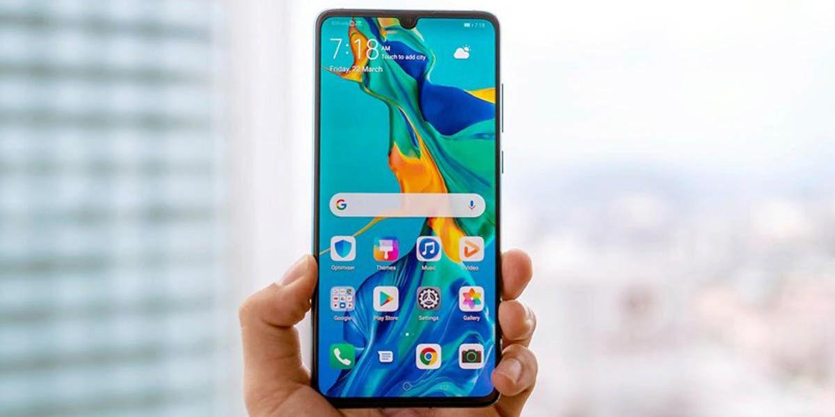Huawei P30 oferta