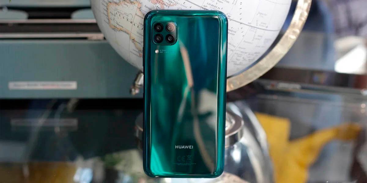 Huawei P40 Lite caracteristicas
