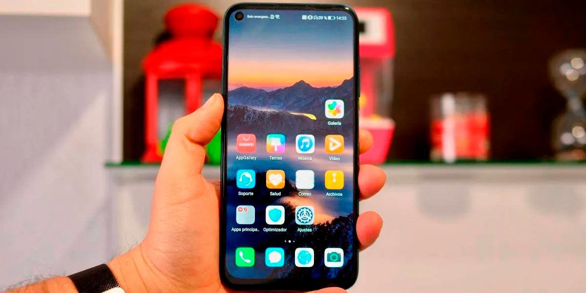 Huawei P40 Lite mejor gama media 2020