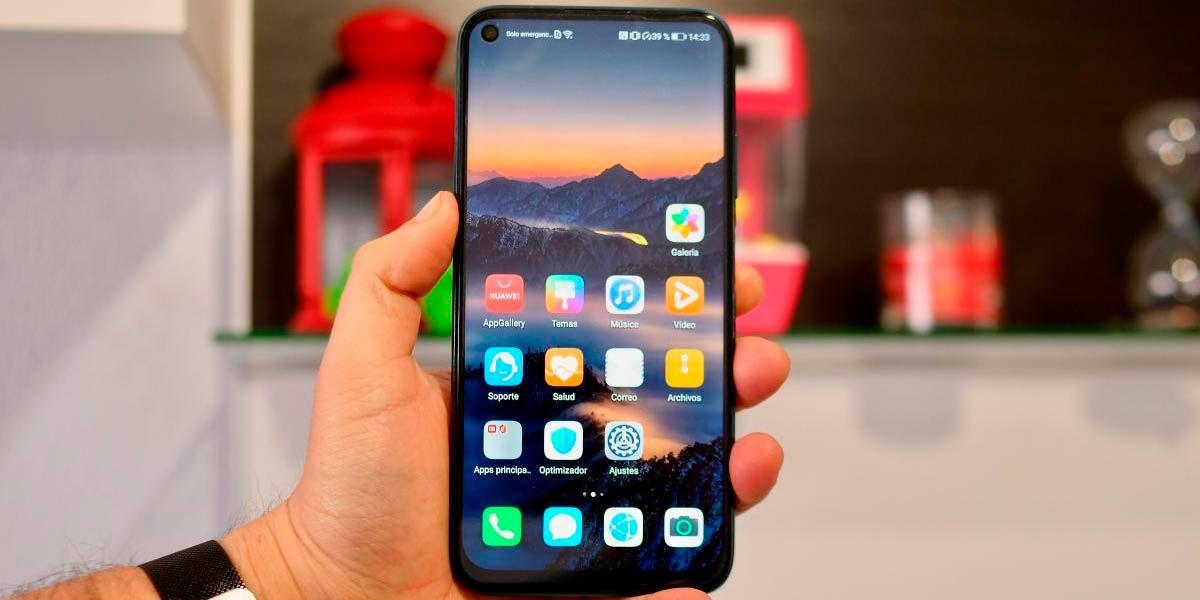 Huawei P40 Lite precio disponibilidad