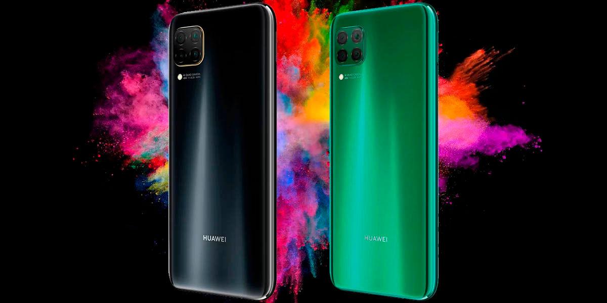 Huawei P40 Lite rendimiento