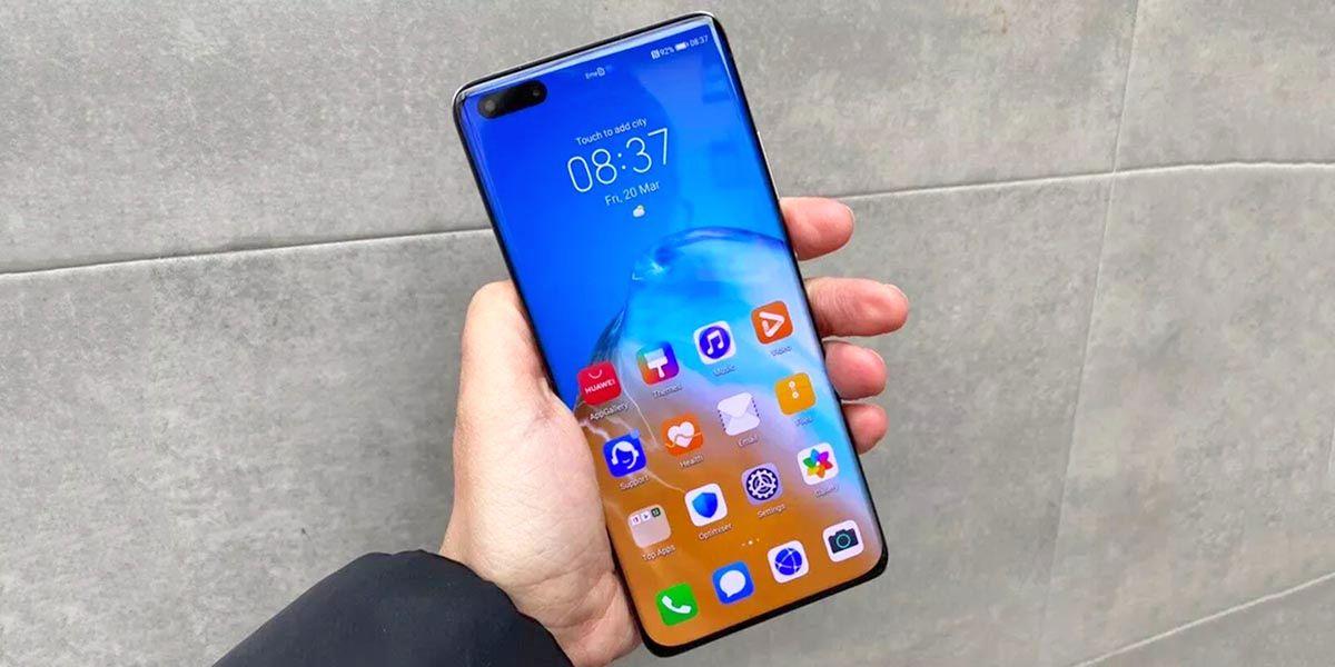 Huawei P40 oferta desde España