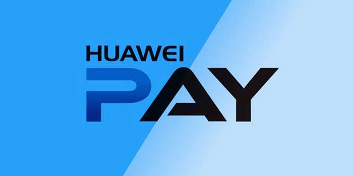 Huawei Pay Europa America