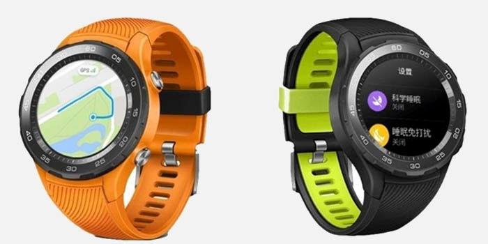 Huawei Watch 2 renders filtrados