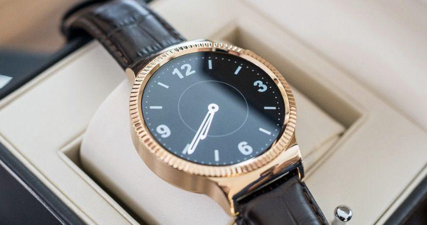 Huawei Watch Chica: Lanzamiento