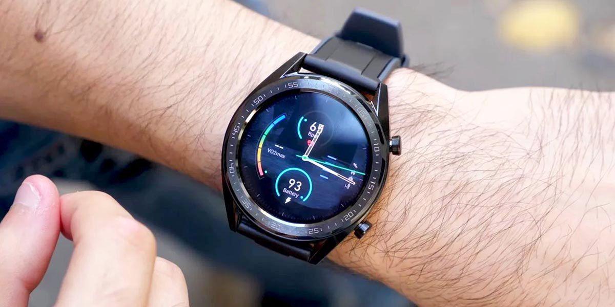 Huawei Watch GT Sport de oferta