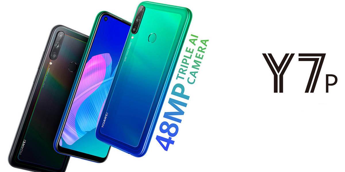 Huawei Y7p caracteristicas y precio vale la pena