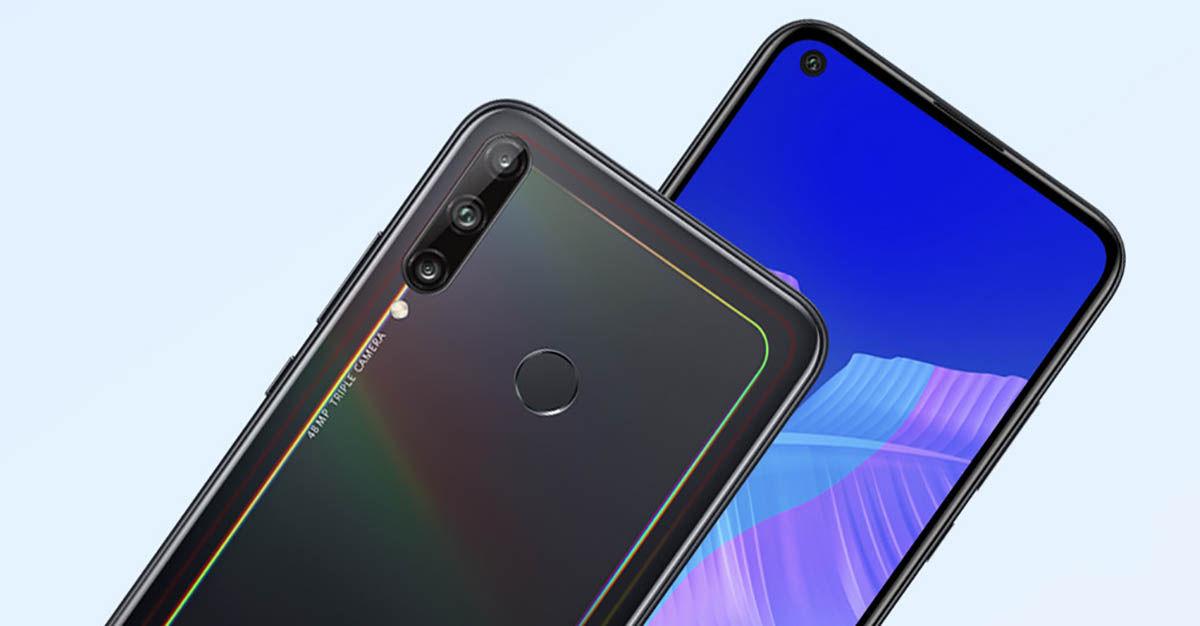 Huawei Y7p especificaciones