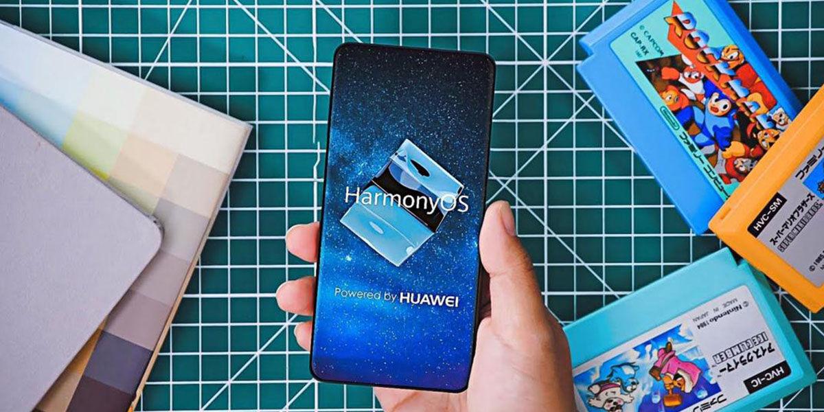 Huawei lanzara moviles con HarmonyOS