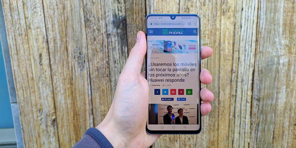 Huawei regala móviles