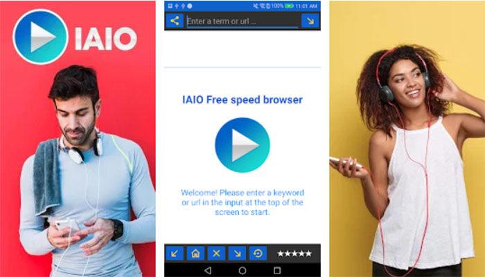 IAIO Descargar musica para Android