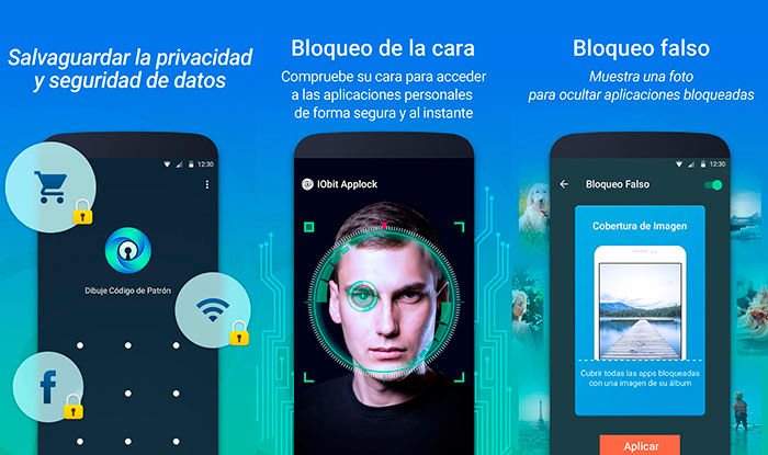 IObit applock 1