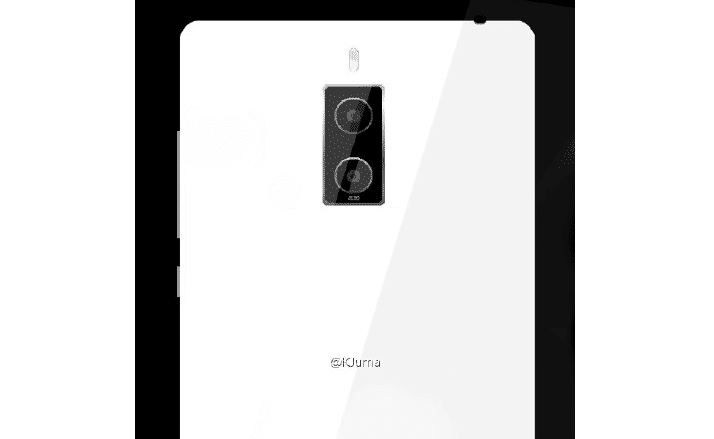 Imágenes del Xiaomi Mi Note 2 con doble cámara