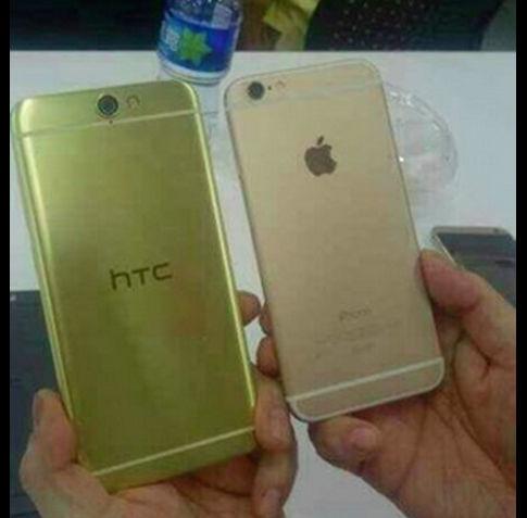 Imágenes filtradas del HTC Aero A9