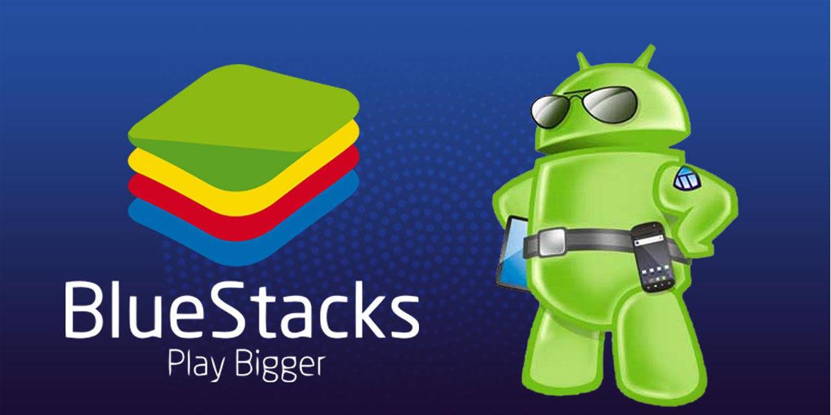 Aplicación BlueStacks