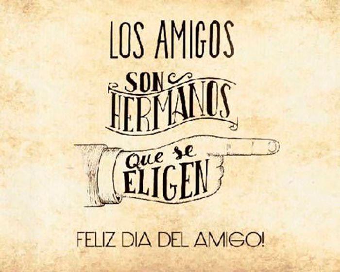 Imagen Dia del amigo