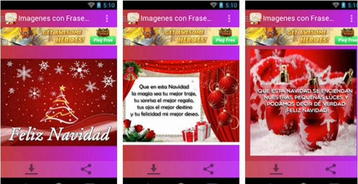 Imagenes con frases de Navidad