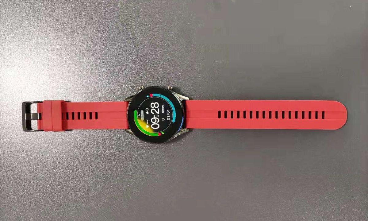Imilab Smart Watch W12 autonomia