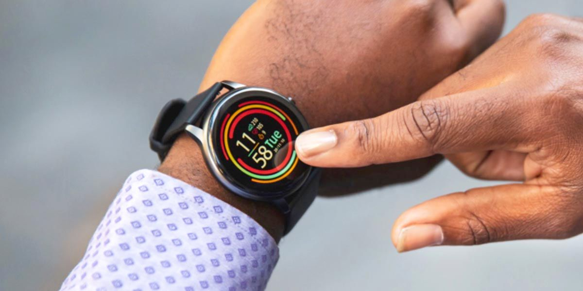 Imilab smartwatch