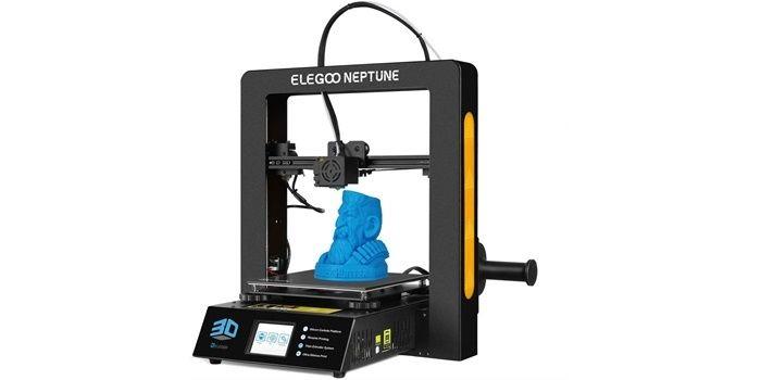 Impresora de modelos 3D