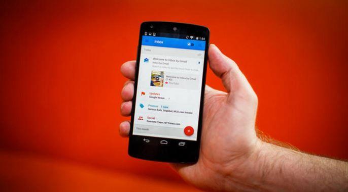 Inbox en las Google Apps