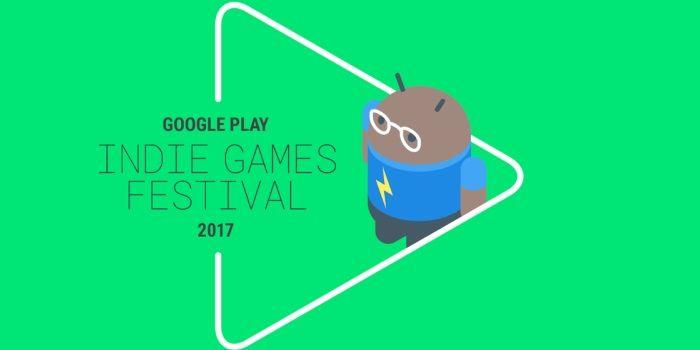 Indie games Google