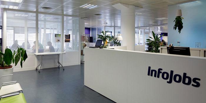 Infojobs oficinas