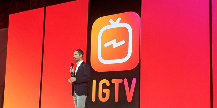 Instagram TV se anuncia oficialmente