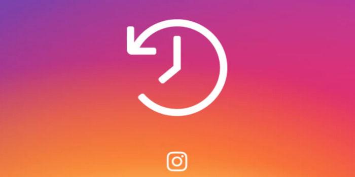 Instagram Tiempo Historias