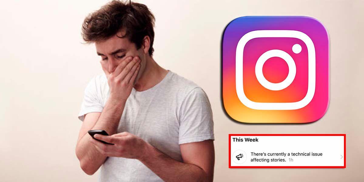 Instagram avisará cuando tenga fallos este caído