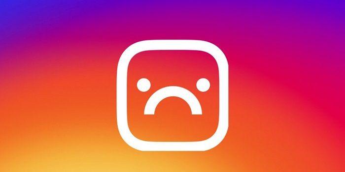 Instagram caído