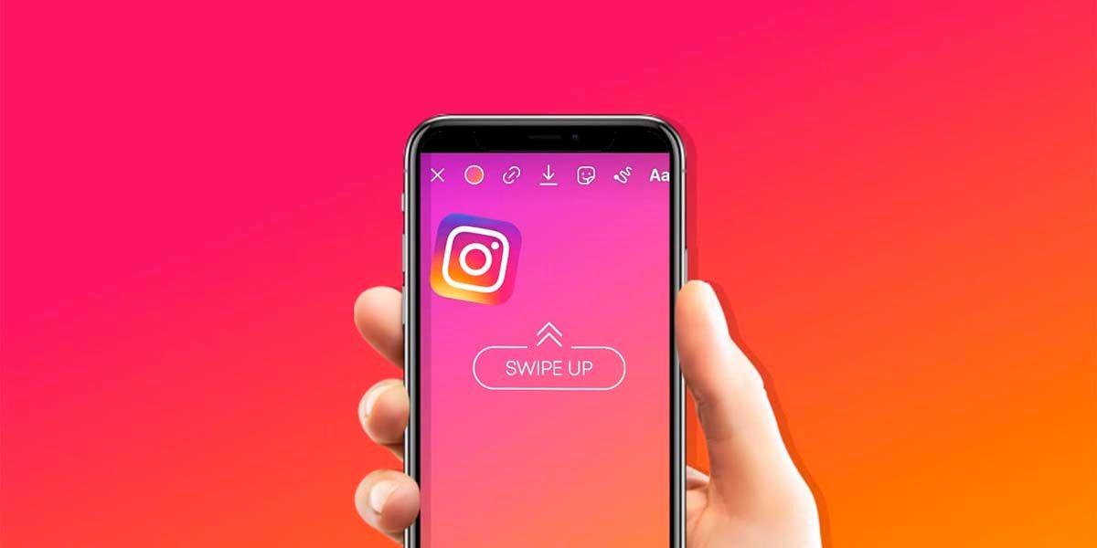 Instagram elimina enlaces deslizar Stories