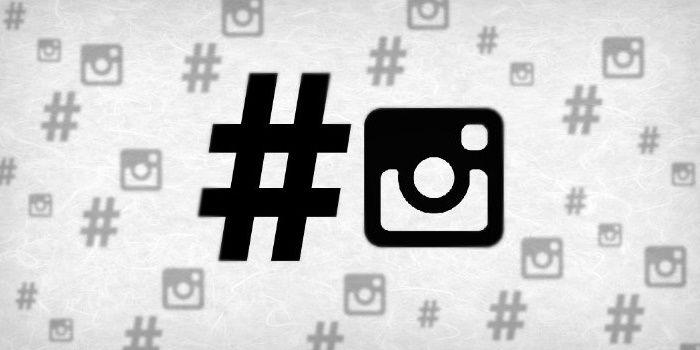 Etiquetas de Instagram