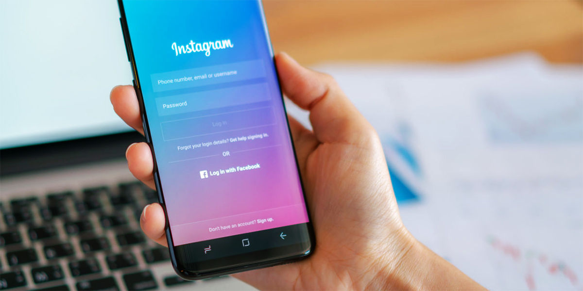Instagram iniciar sesion