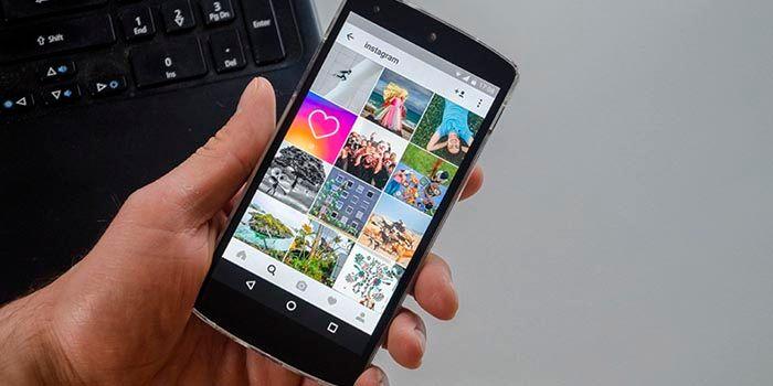 Instagram se pone negro y se cierra solucion