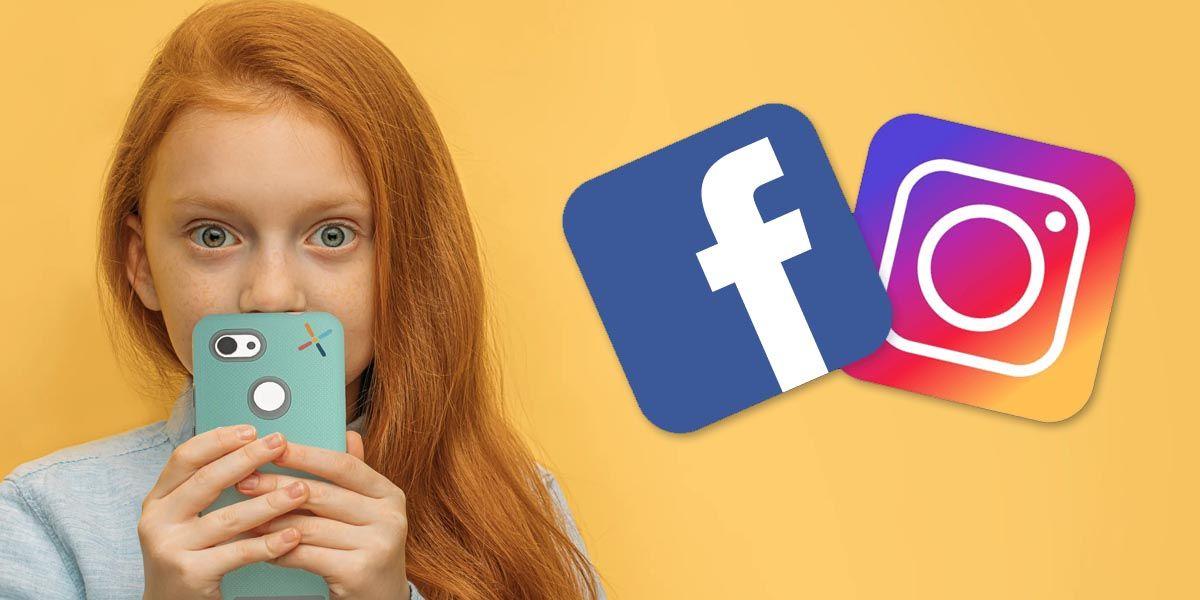 Instagram y Facebook introducen nuevas medidas para proteger a sus usuarios menores de edad