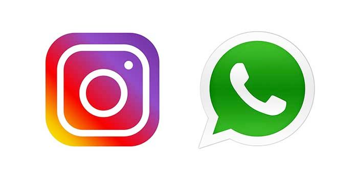 Instagram y WhatsApp