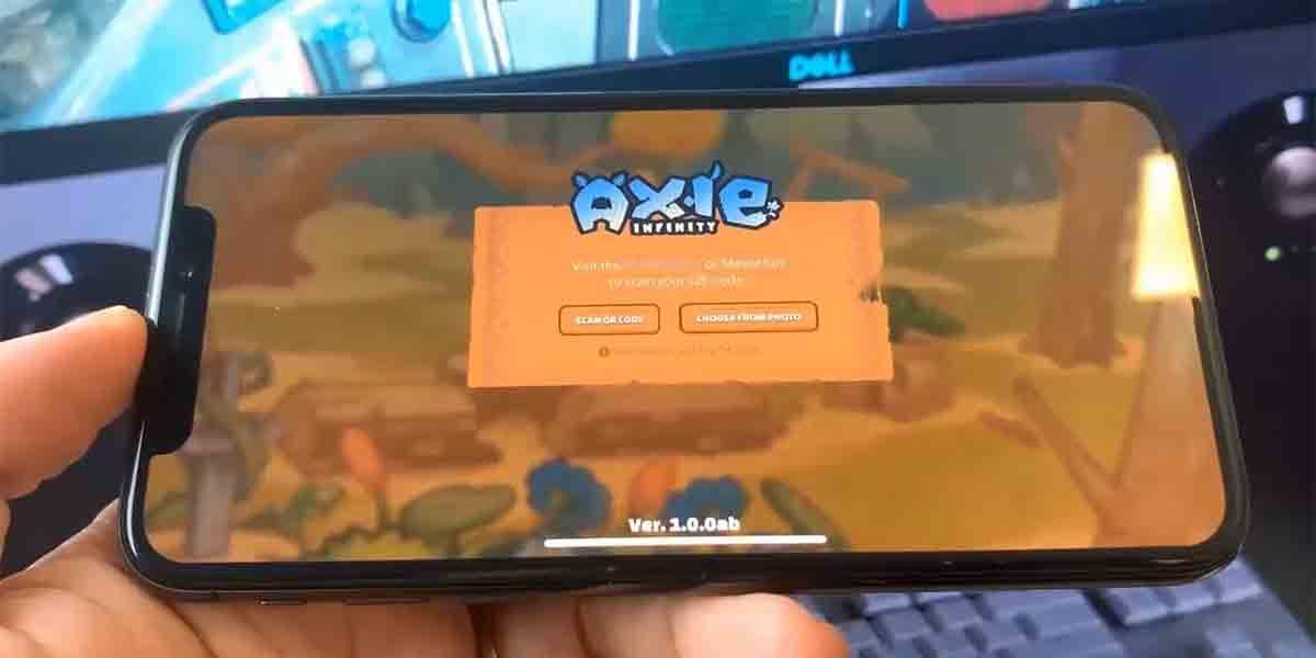 Instalar APK Axie Infinity Android