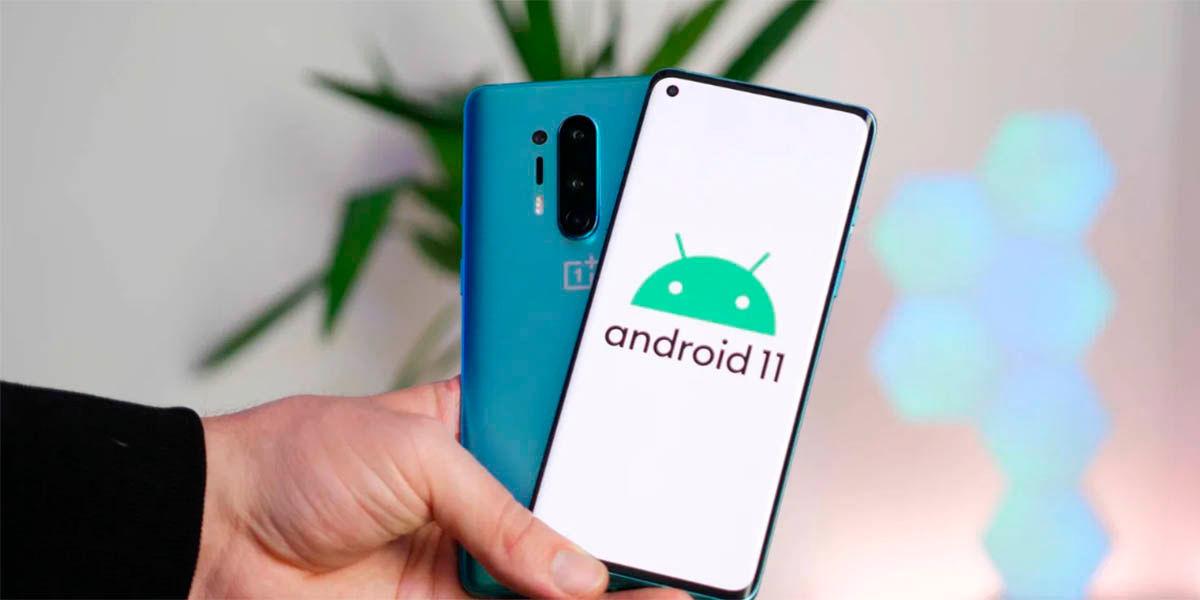 Instalar Android 11 con OxygenOS en OnePlus