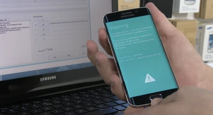 Instalar Android 6.0 Marshmallow Beta en Galaxy S6