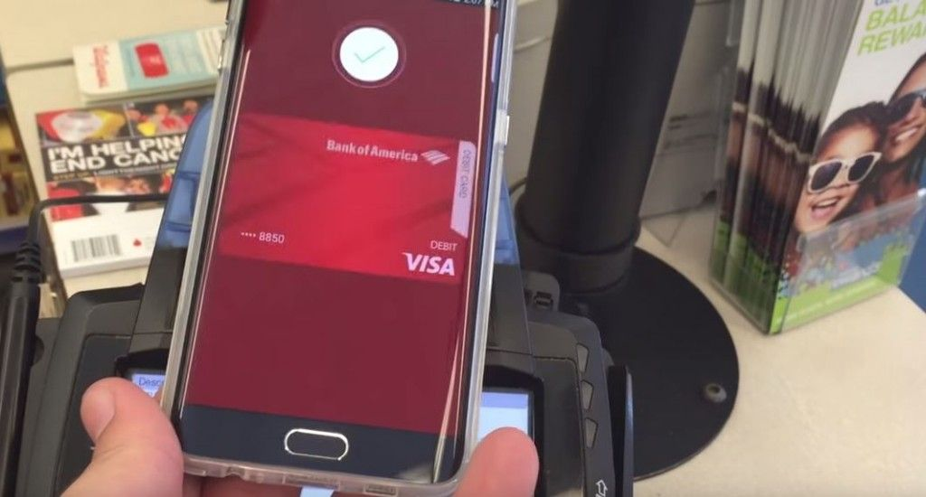 Instalar Android Pay