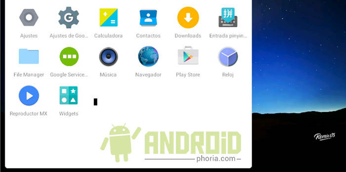 Instalar Google Play en Remix OS