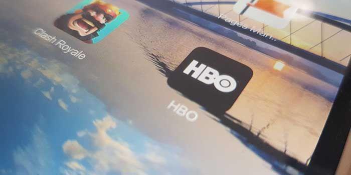 Instalar HBO