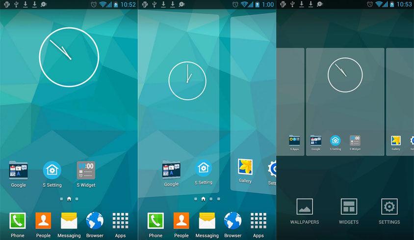 Instalar TouchWiz en cualquier Android