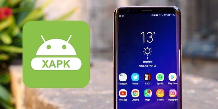 Instalar XAPK sin apps de terceros