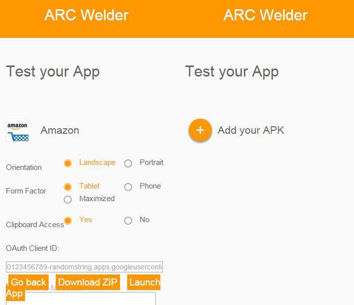 Instalar aplicaciones de Android en PC con ARC Welder