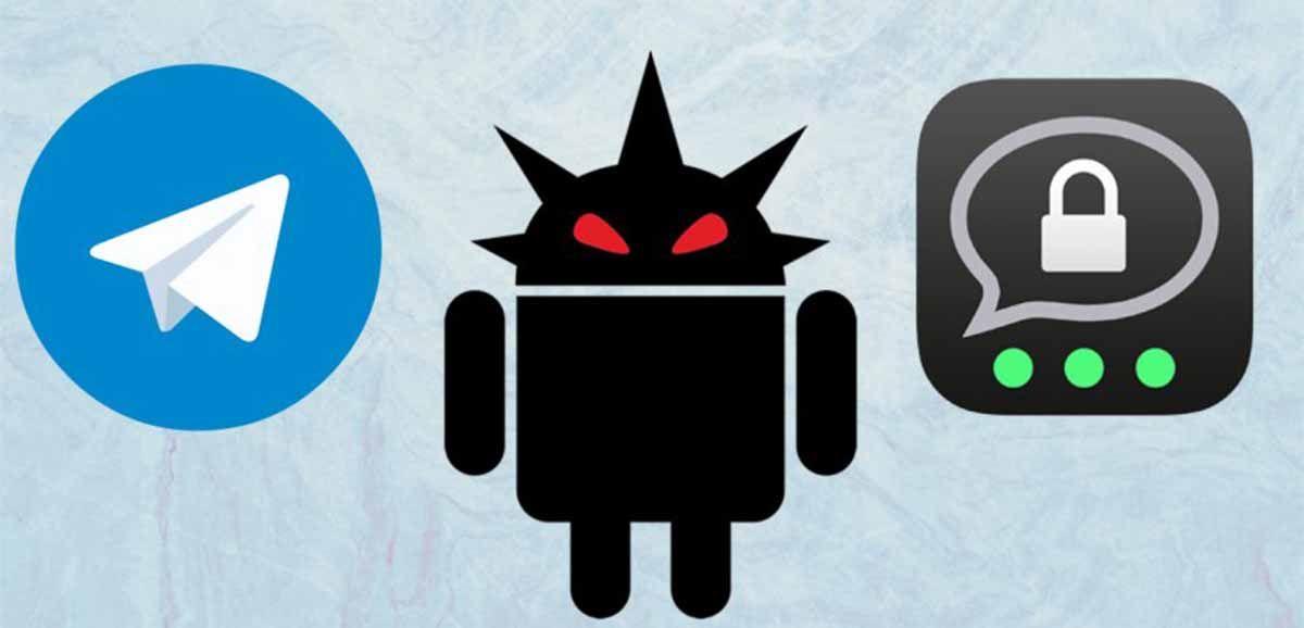 Instalar aplicaciones de espionaje en tu móvil