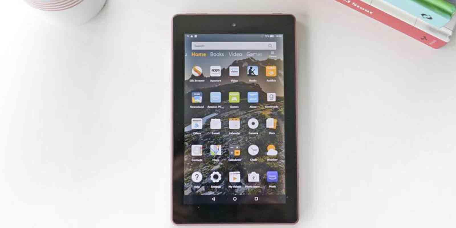 Instalar cualquier app tablet Amazon