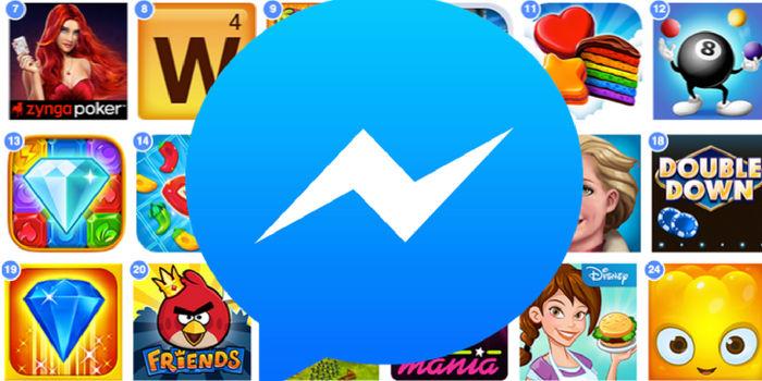 Instant Games para Facebook Messenger (2)